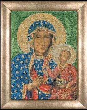 Thea Gouverneur GOK469 Madonna of Czestochowa