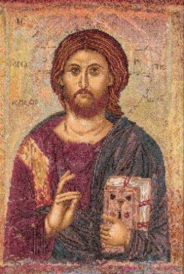 Thea Gouverneur GOK476 Christ Pantocrator