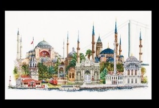 Thea Gouverneur GOK479 Istanbul