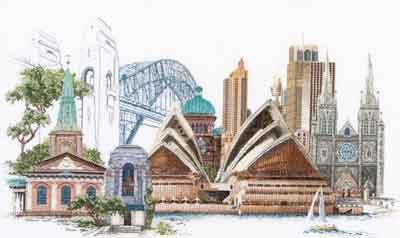 Thea Gouverneur GOK480 Sydney