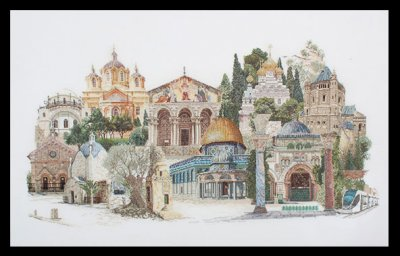 Thea Gouverneur GOK533 Jerusalem
