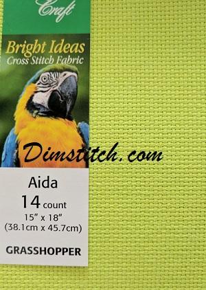 Charles Craft Grasshopper Aida 14