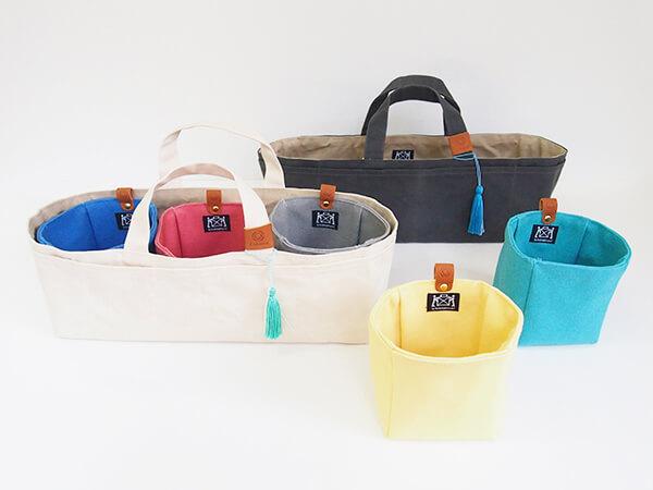 COHANA текстильные сумочки