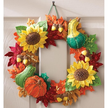 Bucilla 86428 Harvest time