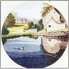 Heritage Crafts HCK242 Duck Pond - The Circles by John Clayton