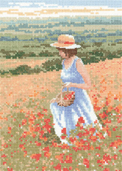 Heritage Crafts Poppy girl