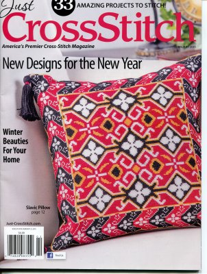 Just Cross-Stitch - January/February 2015