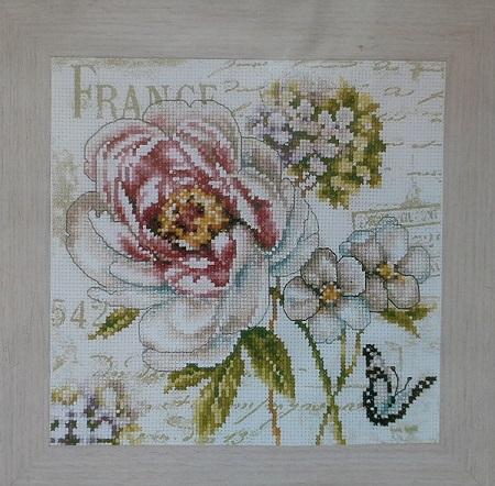 Vervaco PN-0145131 Marche de Fleurs III