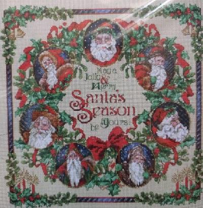 Janlynn Santa's season