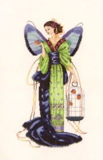 Mirabilia MD114 September Sapphire Fairy