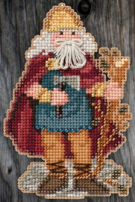 Mill Hill MH205302 Celtic Wales Santa