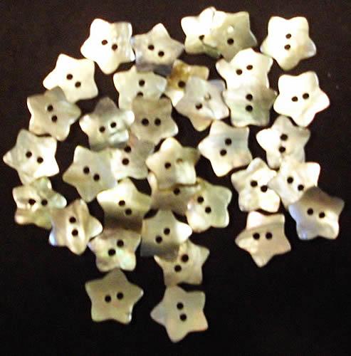 Mini-stars buttons
