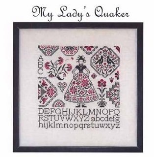 My lady's quaker