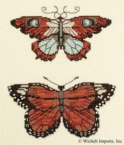 Nora Corbett NC105 Butterflies Of Gold
