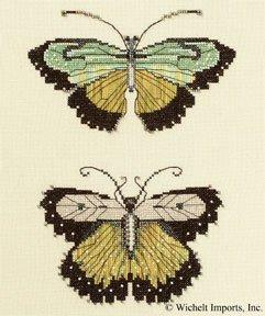 Nora Corbett NC106 Butterflies Of The Meadow