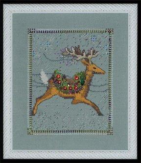 Nora Corbett NC113 Dasher- Christmas Eve Couriers
