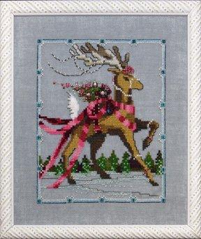 Nora Corbett NC115 Dancer - Christmas Eve Couriers