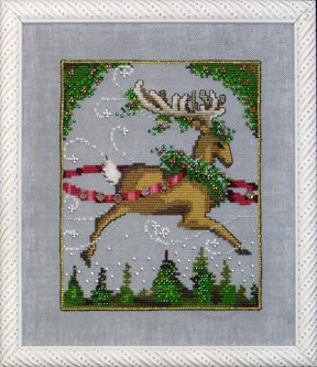 Nora Corbett NC116 Blitzen - Christmas Eve Couriers