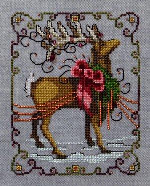 Nora Corbett NC117 Vixen - Christmas Eve Couriers