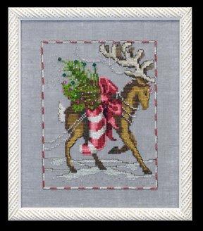 Nora Corbett NC119 Prancer - Christmas Eve Couriers
