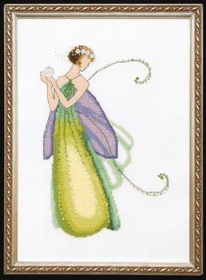 Nora Corbett NC140 Gardenia Spring Garden