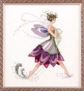 Nora Corbett NC166 Water Lily
