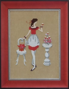 Nora Corbet Red Sugar - Red Ladies Collection NC170