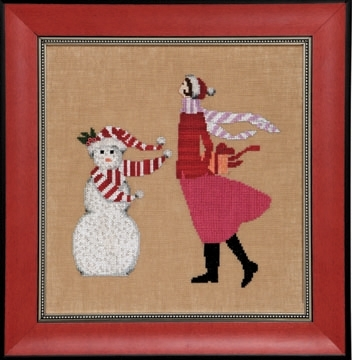 Nora Corbet Red Winter Gift - Red Ladies Collection NC174