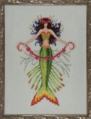 Nora Corbet NC193 Coral Charms  La Petite Mermaids Collection