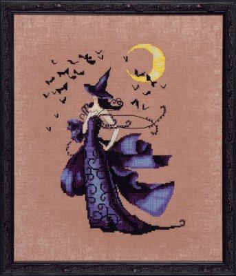 Nora Corbett NC222 Raven  Bewitching Pixies