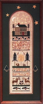 The Drawn Thread North country sampler