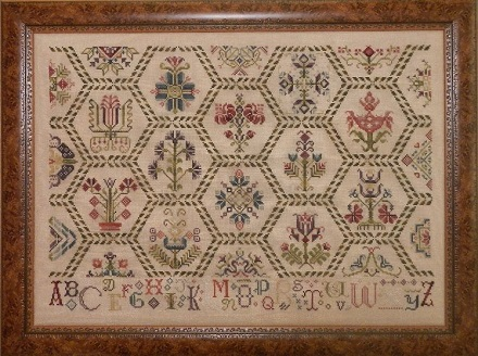 Rosewood Manor Parchment tapestry