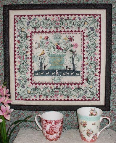 Rosewood Manor Phebe Warner quilt