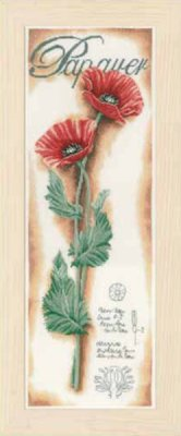 Lanarte PN154333 Red poppies