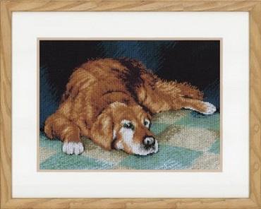 Lanarte PN147568 Sleeping Dog