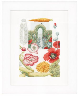 Lanarte PN149992 Vegetable Garden  Marjolein Bastin Collection