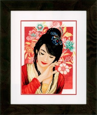 Lanarte PN150000 Asian Flower Girl
