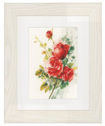 Lanarte PN151016 Red Roses Bouquet