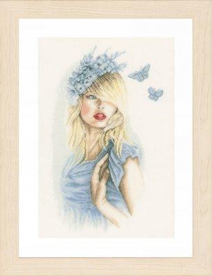 Lanarte PN155691 Blue butterflies