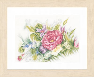Lanarte PNV156942 Watercolor flowers