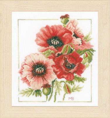 Lanarte PN157496 Anemone bouquet