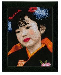 Lanarte PN21214 Little Japanese Girl