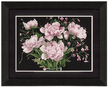 Lanarte PN21224 Helleborus Pink Roses