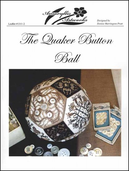 Quaker button ball