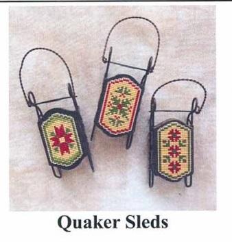 Quaker sleds