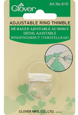 Clover Ring thimble