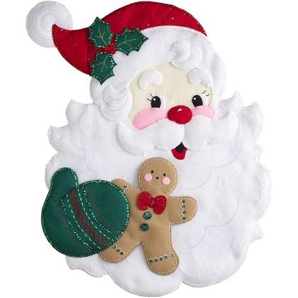 Bucilla 86739 Santa's Treats