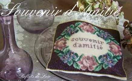 Reflets de Soie Souvenir d'Amitie