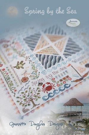 Jeannette Douglas Designs Spring By The Sea - Seasonal Set 1