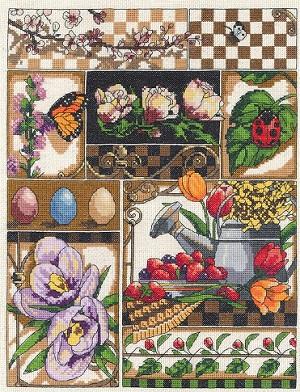 Janlynn 17-0101 Spring Montage